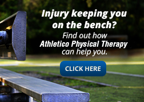 The Athletico Center Physical Therapy Ad