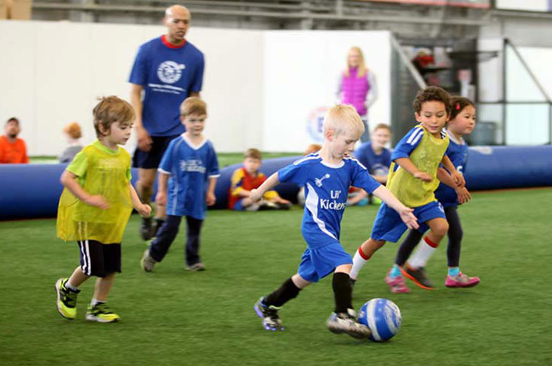 Youth Sports | The Athletico Center Indoor Sports Facilities