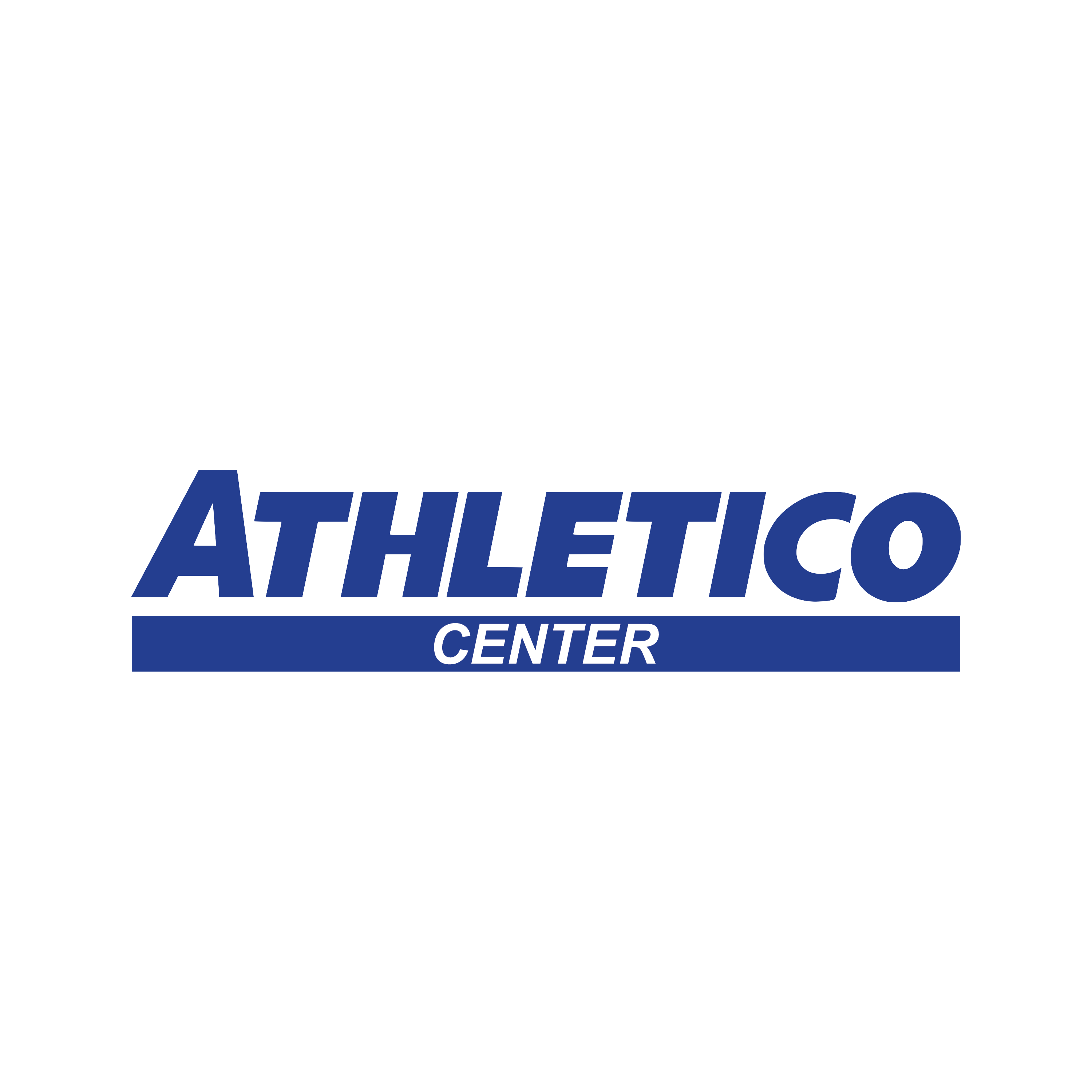 The Athletico Center Logo