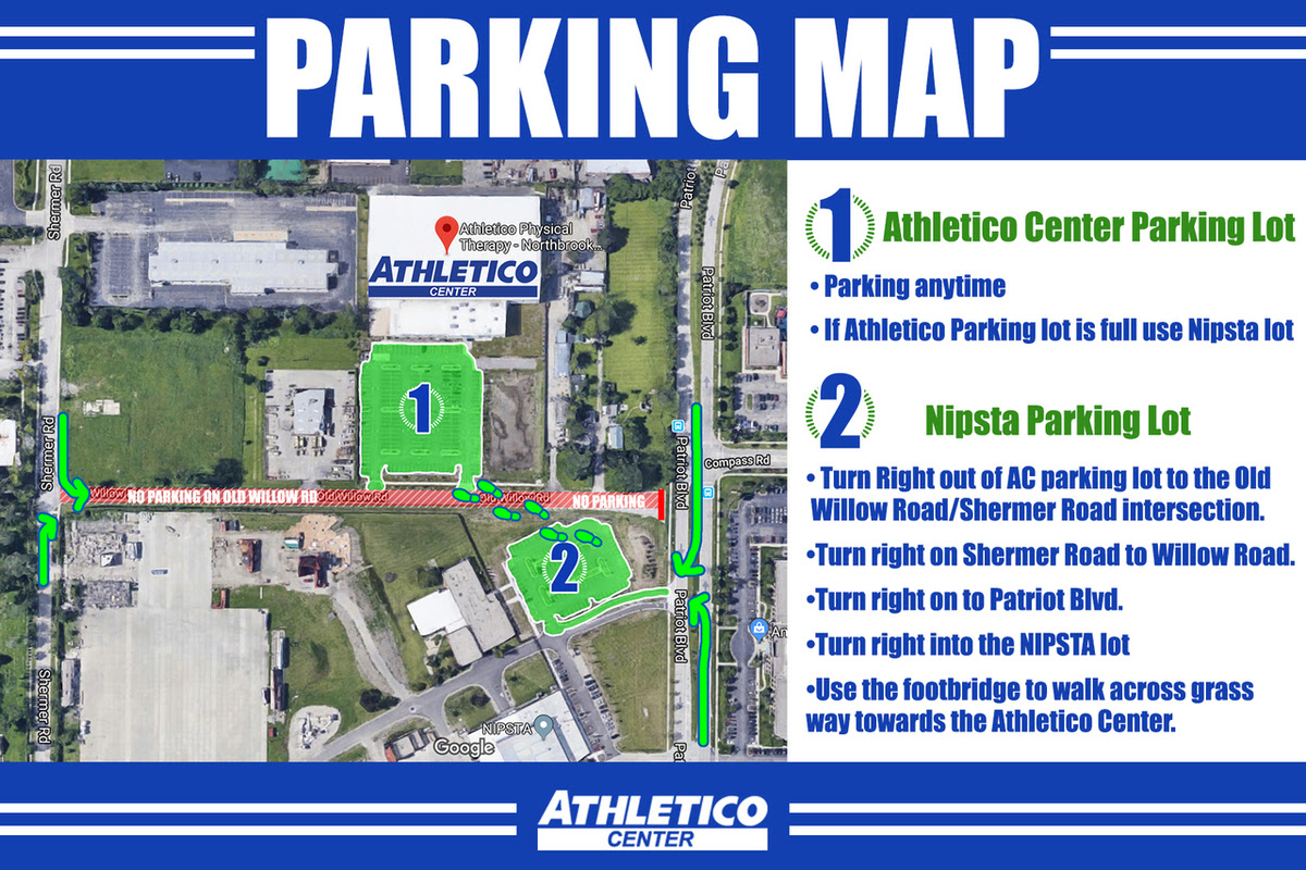 The Athletico Center | The North Shore's Premier Sports and
